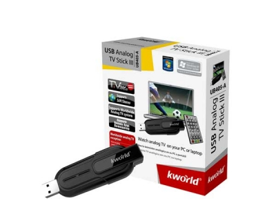 Kworld TV Tuner UB405-A