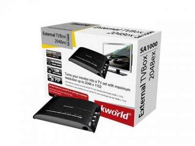 Kworld External TVBox 2048ex SA1000