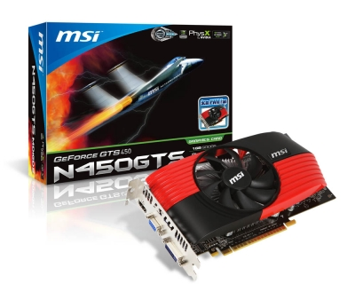 MSI N450GTS MD1GD5