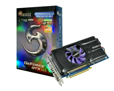 Sparkle Geforce  GTX460 2048MB GDDR5