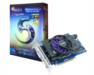 Sparkle Geforce  GTX450 2048MB DDR3